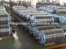 Industrial wheels for belt conveyor machine