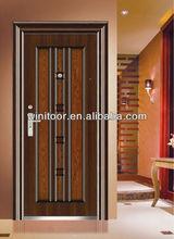 Steel Door Main Gate Designs In Fujian (WNT-ST527)