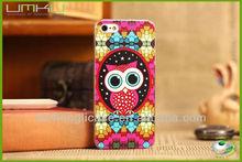 2014 New night bird design hard PC phone case for iphone 5