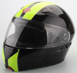 ABS material flip up helmet with Anti-fog visor FS-901/FS-902