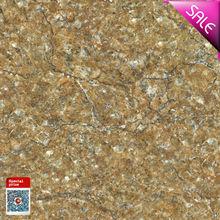 brown color stone microlite floor tile