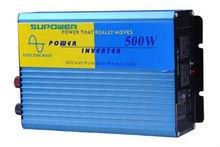 500W 12V DC to 220V 240V AC Pure Sine Wave Power Inverter