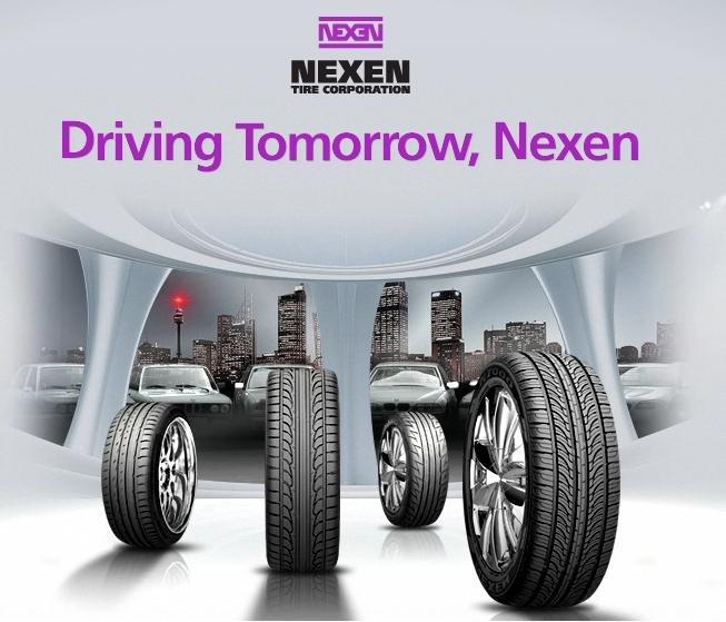 韓国の世界的大手タイヤメーカー「NEXEN」
