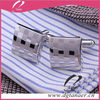 Hot sale 316L stainless steel cufflink