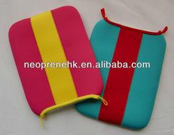 Neoprene laptop sleeves/tablet case