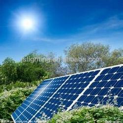 CE IEC UL TUV 110W 120W 130W 140W solar panels solar for solar home system