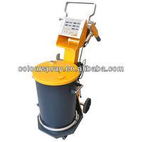 aluminum profiles powder painting machine