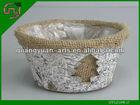 2014 fancy birch flower natural flower pot