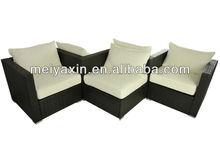 MYX12-682 PE Rattan outdoor rattan lounge sofa