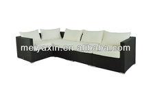MYX12-682 PE Rattan outdoor rattan furniture sofa lounge