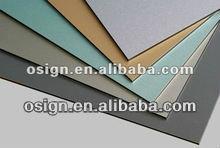 PVDF/PE Aluminium Composite Panel