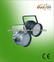 183*10mm RGB LED PAR 64 indoor dmx stage lighting