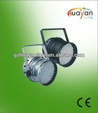 183*10mm RGB LED PAR 64 indoor dmx stage lighting