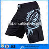 china made new black mma short latest sublimation printed mma shorts men fight shorts mma