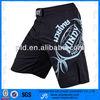 china made new black mma short latest sublimation printed mma shorts men fight shorts mma