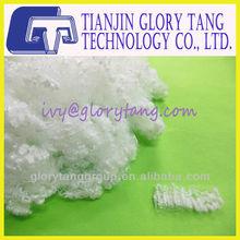 hollow siliconized conjugate polyester fiber, 1.67d*38mm, polyester staple fiber, virgin grade