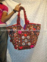 handmade patchwork bags