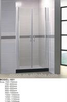 No tray hot sell high qualty abs fashion popular good granite corner shower stalls