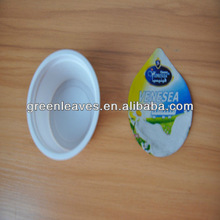 aluminum foil lids for yogurt
