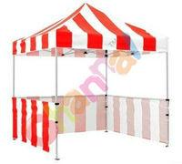Aluminum folding gazebo tent / Fold Carnival Game Tent/durable Canopy Tent