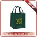 drogheria olio tessuto riciclabile borse di marca personalizzata