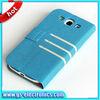 Hot selling wallet flip design for Samsung Glalaxy S3 i9300 smart cover case