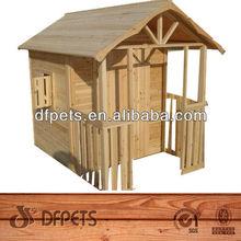 Wood Storage House DFP002
