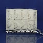 100% Cotton Plain White Organic Indian Tea Towel