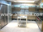 Stainless Steel Industrial Kitchen Alexandria-Ak101