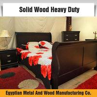Louis philippe Bedroom set solid wood