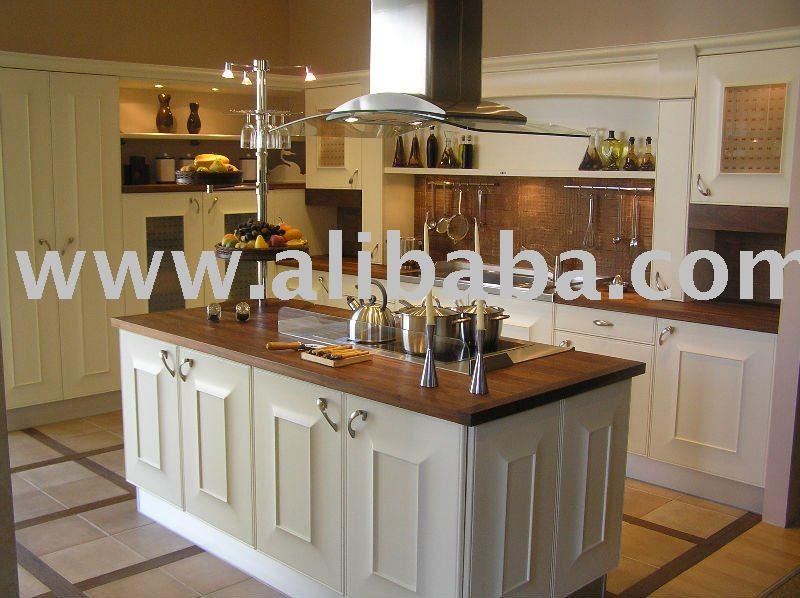 Cuisine en bois mod le sidon ak113 - Voir des modeles de cuisine ...