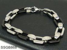 2014 New design fashion stainless steel Link Bracelet hand chain bangle bracelet jewel OEM