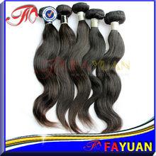 surprise!!! human hair ponytail 100% 5a Grade full cuticle unprocessed wholesale human virgin hairs