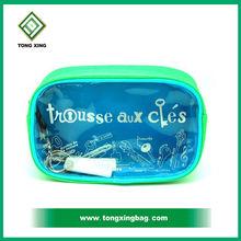 Cute Transparent PVC Cosmetic Bag Cases