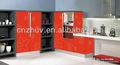 Brillante peinture uv couleur zh-c809 cuisines modulaires
