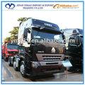 sinotruck howo a7 pesados caminhão trator