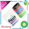 brand promotion gifts silicone wristbands bangles