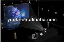 Hot sale 5D 7D theater equitment,7D cinema manufacturer