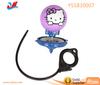 Children favourite cartoon spinning top toy