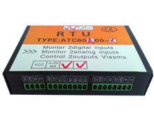 sms control door open system