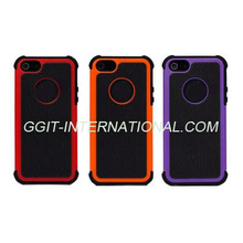 Durable Hard TPU Shcokproof Case for IPhone 5, For IPhone 5G Hard TPU Shockproof Case