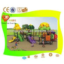 children outdoor playground slide TX -H0001
