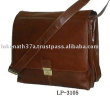 GENUINE LEATHER BUSINESS BAG, MENS PORTFOLIO