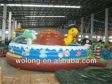 play land cheap Inflatable bounce house rentals