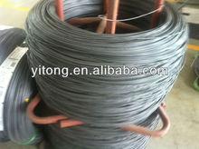 Alloy spheroidized annealing steel wire