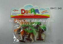 Animal play set toy,Plastic Animal Toy,small animals plastic toys
