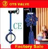 Long - lever butterfly valve kitz valve