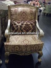 American style classic wood carving sofa & fashionable sofa design