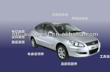CHERY CAR PARTS CHERY A3 FULL PARS CHERY A3 SPARE PARTS