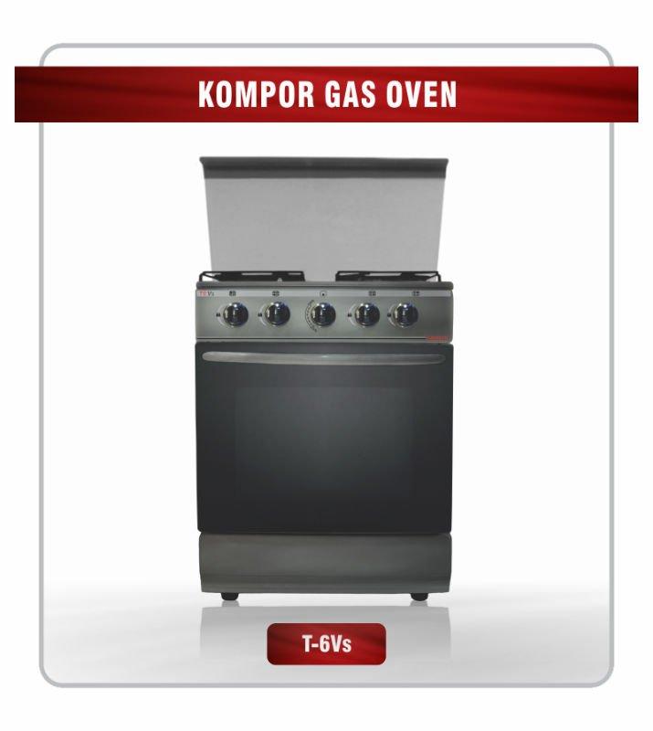 Gas Oven Kompor Oven Gas